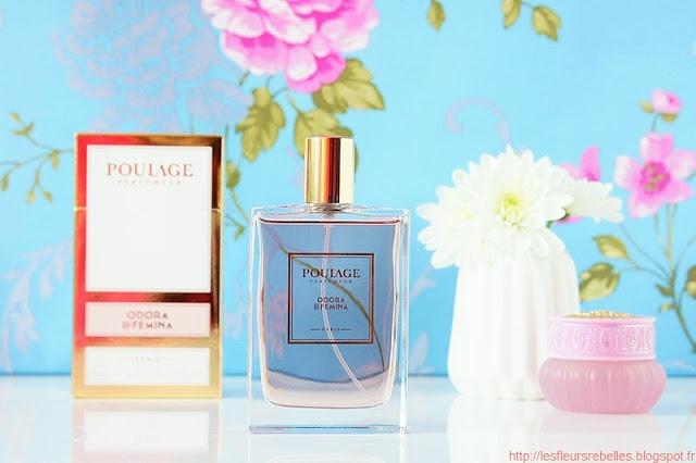 Parfum Poulage _ Odora Di Femina _ Blog Les Fleurs Rebelles